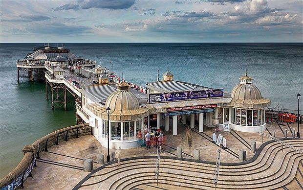 Cromer Pier, Norfolk