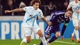 Axel Witsel (FC Zenit St Petersburg) | Anderlecht 1-0 Zenit 06.11.12.