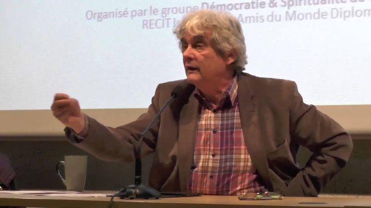 Patrick Viveret   Démocratie, spiritualité et laïcité dans les défis actuels - 26 janvier 2015