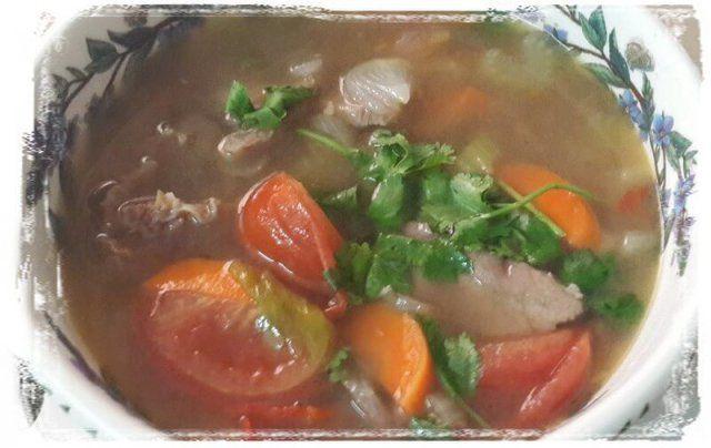 Resepi Sup Daging Thai Sedap Sangat Resepi Mamak Thai Food Food And Drink