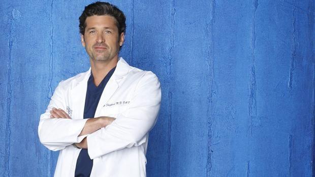 Patrick Dempsey fue Derek Shepherd durante diez años y once temporadas en «Anatomía de Grey»