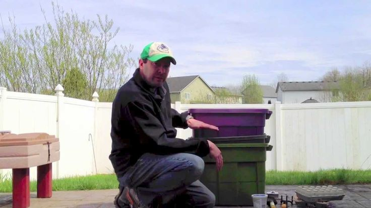 In this video Clint teaches you how to make a worm bin for under $20. Using a rubbermaid tub
