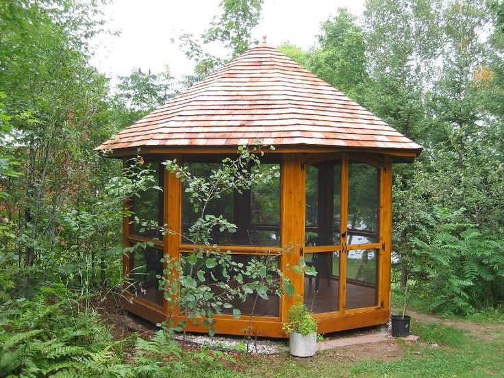 86 Best Gazebos Images On Pinterest Gazebo Landscaping