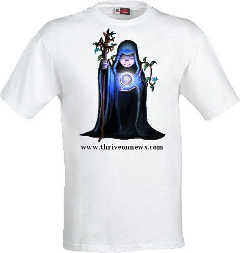 T-Shirts Druid Boy Wizard Cast A Spell And To by DruidBoyDesigns