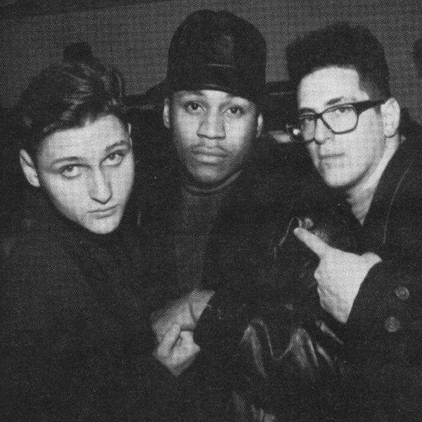 Pete Nice, LL Cool J & MC Serch