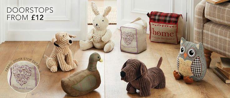 Definitely need the little owl doorstop in my life!