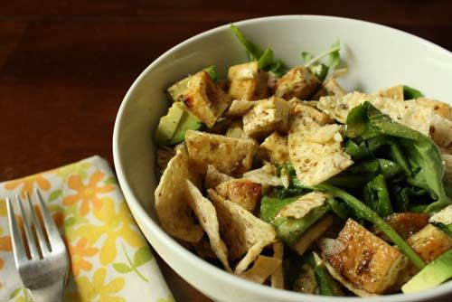 DIY Convenience Food: Chewy Baked Tofu