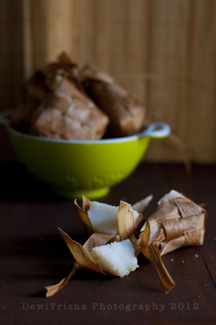 ketupat,Rice cake