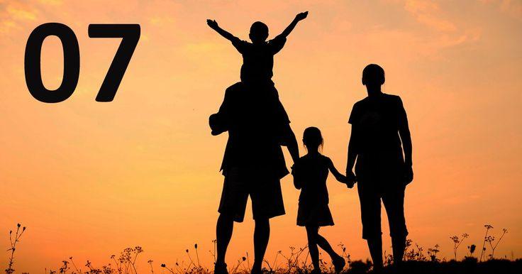 Как появляются дети? Как воспитывать детей в здоровой семейной атмосфере? Советы Билла Джо Догерти