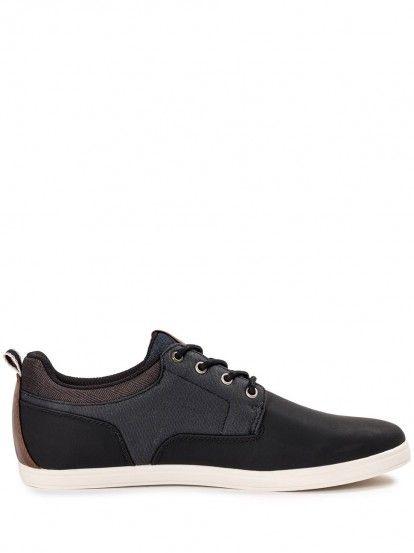 Ανδρικά Αθλητικά Παπούτσια JACK & JONES - μαύρο