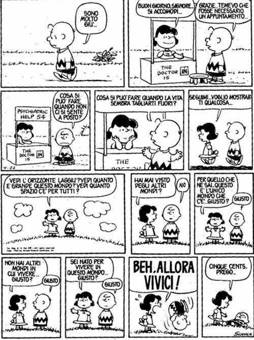 Saggi Peanuts!