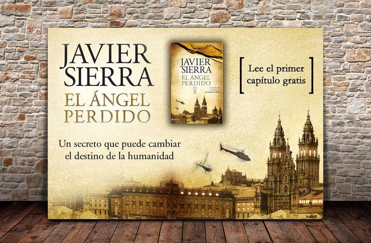 Diseño de banner ebook El Ángel Perdido | Dolphin Tecnologías