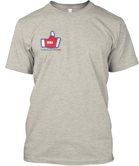 OFFICIAL FACEBOOK MMAbox Community T-Shirt