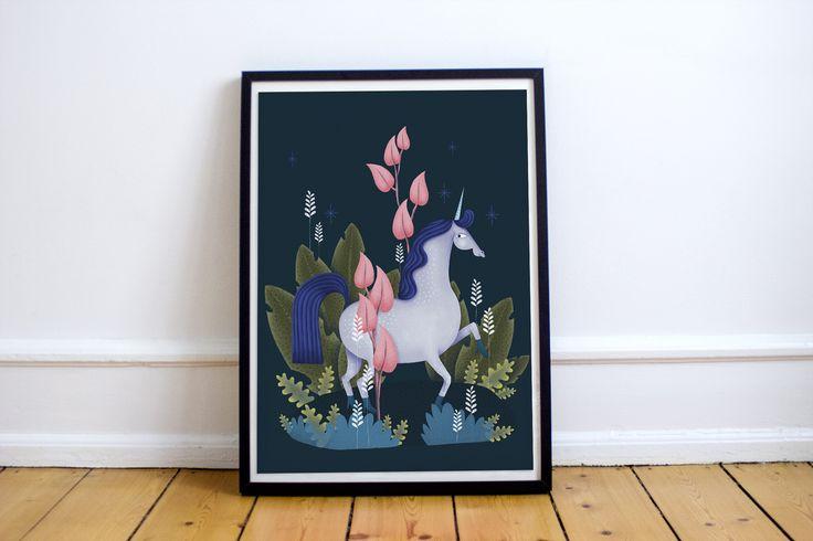 Unicorn. Anna Rudak