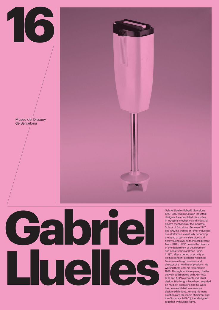 Barcelona Design Museum   Modern Typography and Graphic Design Layout Advertising Posters   Award-winning Graphic Design   D&AD