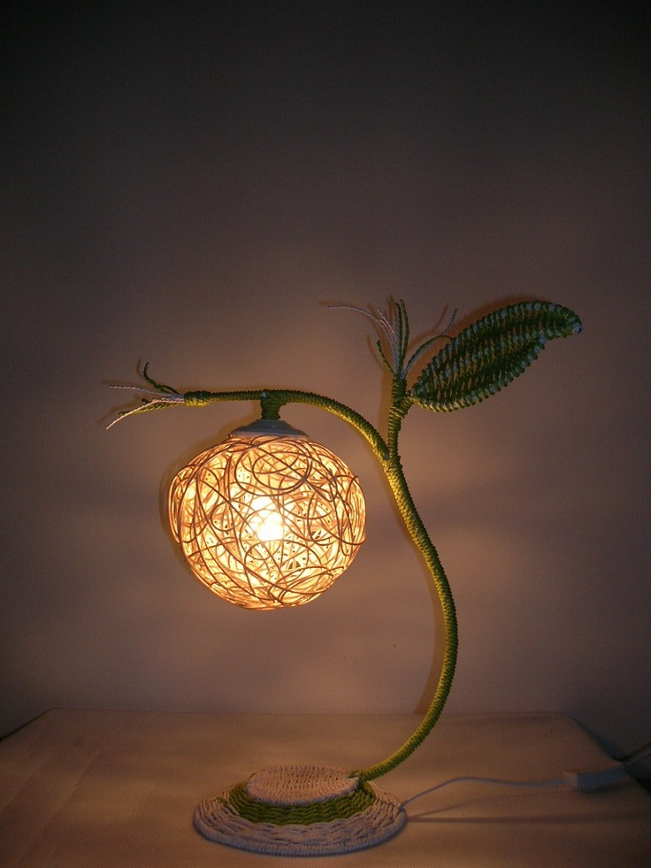 14 Rattan Bedside Lamp The Right Amount Of Light For