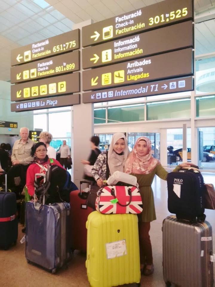 Good bye Eropa What a wonderful holiday and conference Tapi kangen banget sama Indonesia   see you kak Hana!  #OriflameID #GoldCruiseORIFLAME2014 #dBCNatGoldCruise