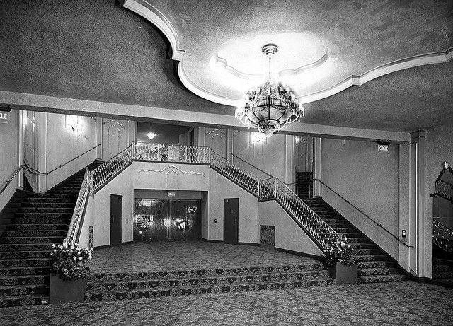 Ritz cinema interior