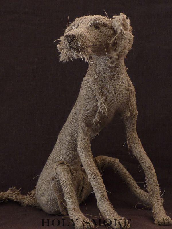 HOLY SMOKE – текстильные скульптуры. - Ярмарка Мастеров - ручная работа, handmade