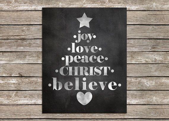 8 x 10 Chalk Word Art Christmas Tree Print by PolkadotPrintCompany.: Trees Prints, Art Prints, Art Christmas, Polka-Dot Prints, Christmas Ny, Colors Christmas, Custom Colors, Christmas Trees, Merry Christmas