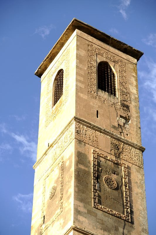 Silvan Eyyubiler Cami Minaresi (Kırık Minare) | Diyarbakır Valiliği Kültür Turizm Proje Birimi