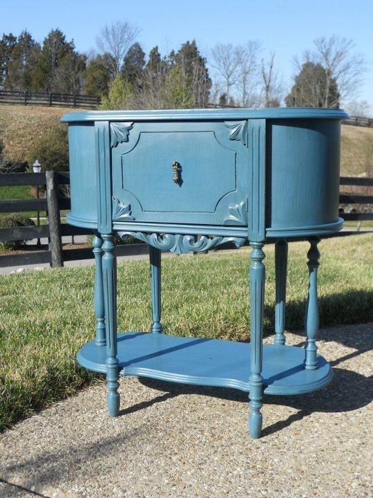 ECLECTIC Painted Furniture Inspirations