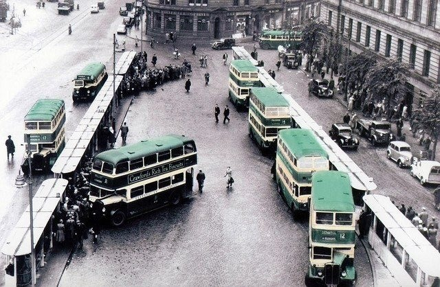 Bus Station, Dundee.