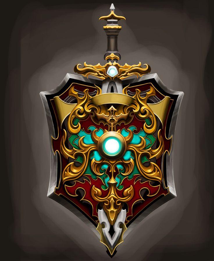 Heaven\'s-sword by SYLVEXAN