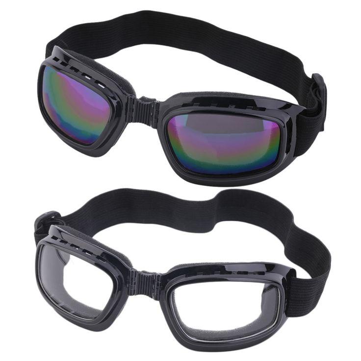 Unisex Gafas de Seguridad Plegable Anti Deslumbramiento Polarizadas Anti Niebla A Prueba de Viento de Protección Solar Gafas de Correa Ajustable