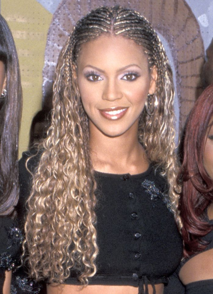 Beyonce Throwback Braids Beyonce Hair Beyonce Braids Hair Styles