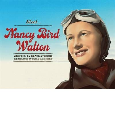 A picture book series about the extraordinary men and women who have shaped Australia's history, including Australia's first female commercial pilot, Nancy Bird Walton. Nancy Bird Walton grew up during the golden age of aviation. By the time she was 13, Nancy knew she wanted to fly. When she was 18 Nancy studied under the famous aviator Charles Kingsford Smith. This is the story of how Nancy began her career as Australia's first female commercial pilot.