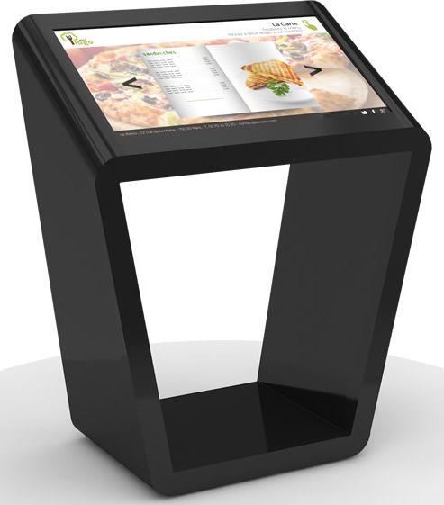 Borne interactive tactile par Digital Broker