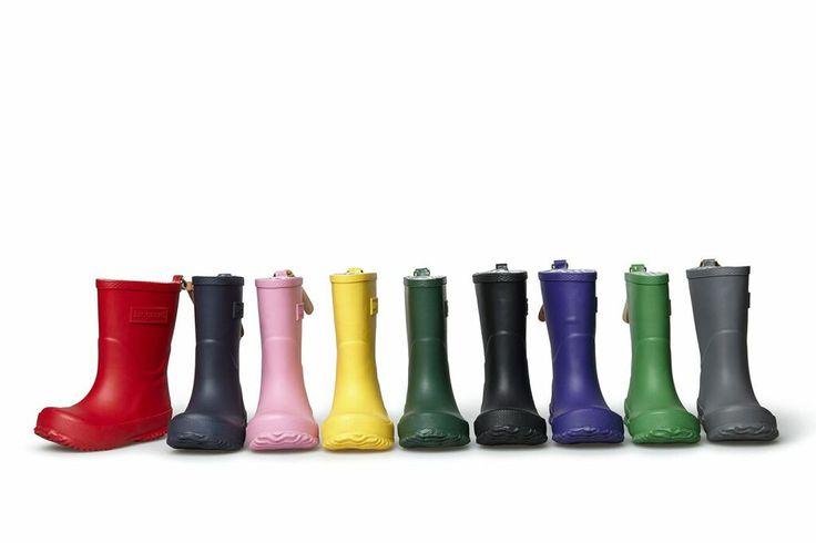 bisgaard sko - bottes de pluie - marque danoise