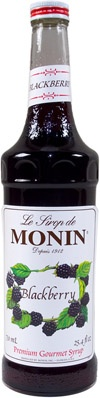 @Michelle Wolf Monin-Blackberry-Syrup .... use these syrups to add flavor to your Ice tea... same stuff Chili's uses :)