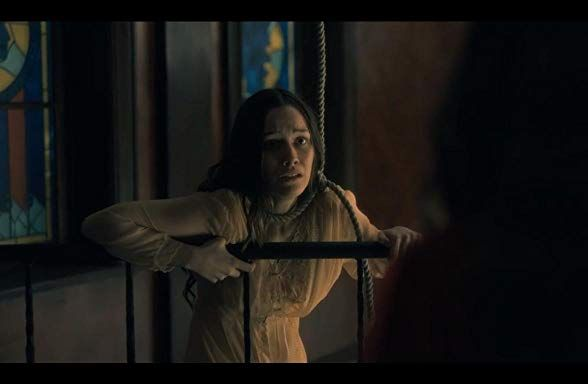 Victoria Pedretti In The Haunting Of Hill House 2018 House On A Hill Haunting Movies Showing