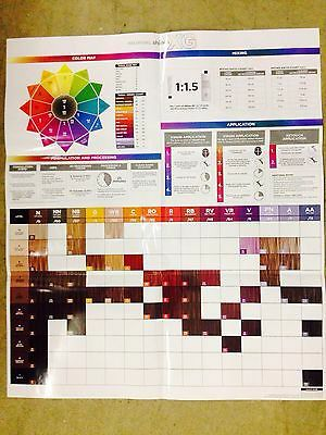 paul mitchell lowlight 6pn ph shines xg color chart - Paul Mitchell Color Swatch Book