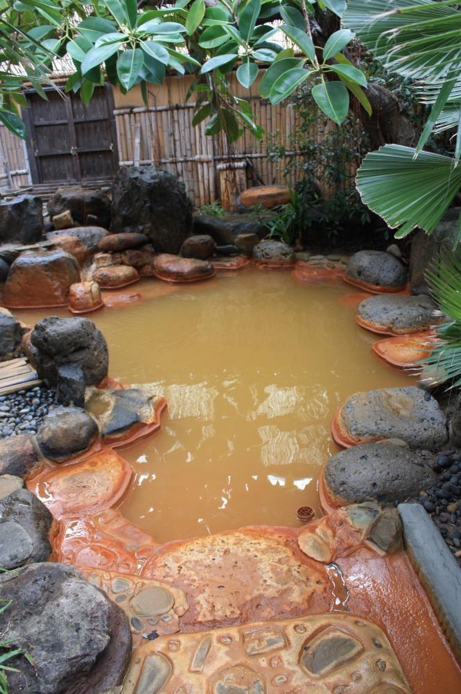 湯ノ本温泉  Yunomoto hot spring