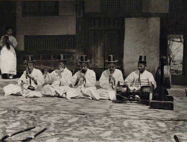 Vintage Korean photographs, south korea, north korea