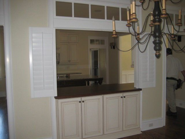 Suber Custom Shutters Builds Custom Wood Interior Plantation Shutters For  Homeowners Who Build Or Remodel Their Homes In Thomasville Ga U0026 Tallahassee  Fla