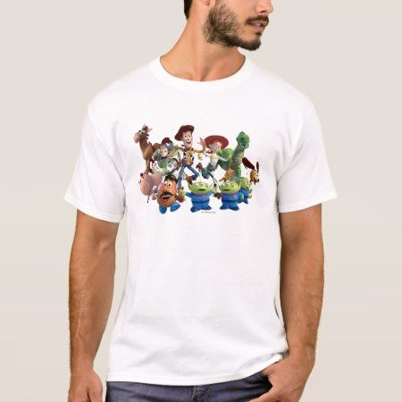 Toy Story 3 Squad T-Shirt - click to get yours right now!
