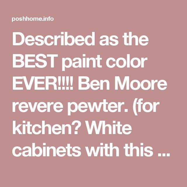 1000+ Ideas About Best Paint Colors On Pinterest
