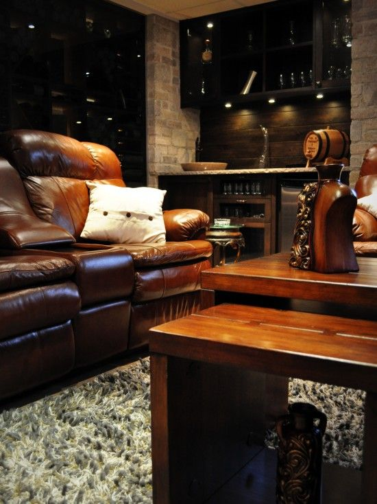 Man Cave Renovation Ideas : Basement design pictures remodel decor and ideas page