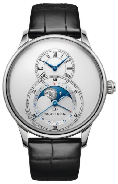 Montre Jaquet Droz Grande Seconde Phases de Lune