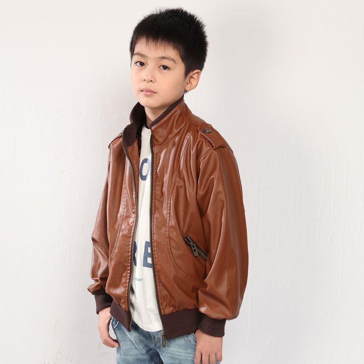 Ranger Boys Leather Jacket