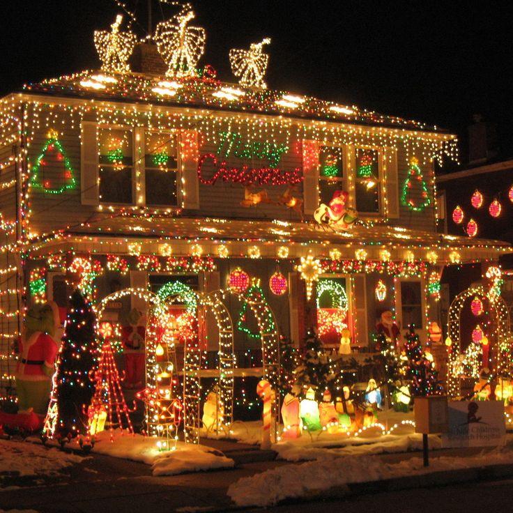 Die Besten 25 Weihnachtsbeleuchtung Innen Ideen Auf