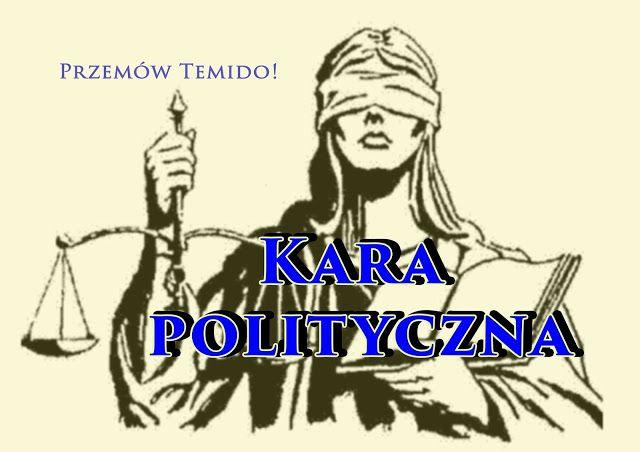 Gra polityczna: Jak wyglądają kary polityczne?