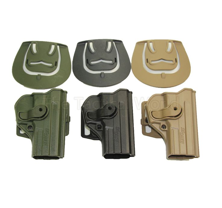 Tactical Hunting Polymer Retention Sig Sauer PRO SP2022 SP220 P09 Holster Military Airsoft Paintball Shooting Gun Accessories.
