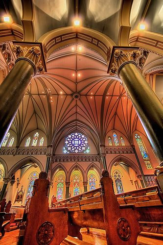 St. Andrew's Cathedral | Darren Stone (a building does not make a Church but my this one is beautiful!)