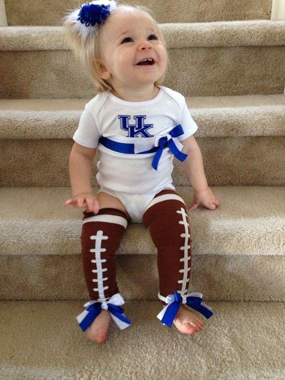 University of Kentucky Football Onesie *