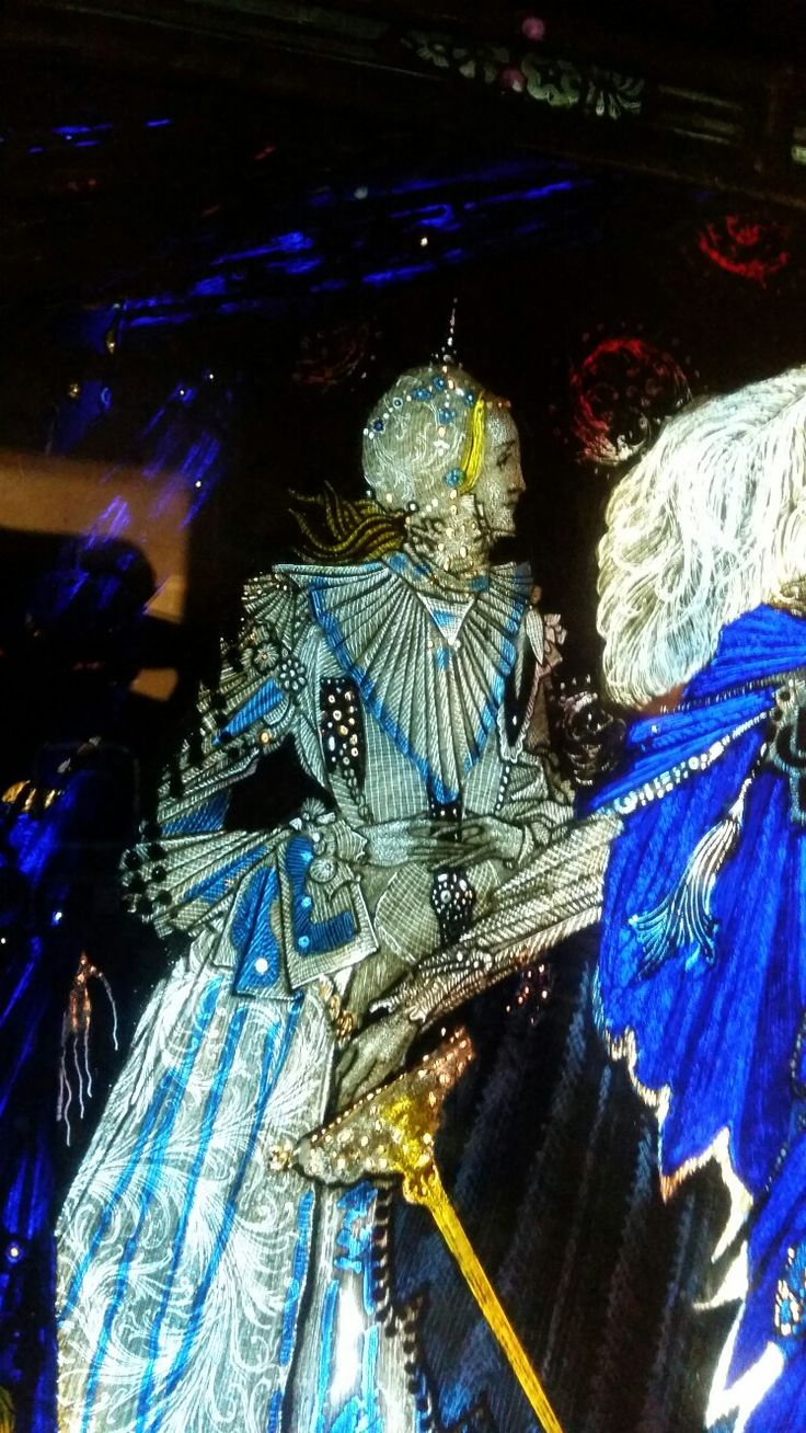 The Eve of St Agnes by Harry Clarke - Well...I'll marry the winner. Mhm